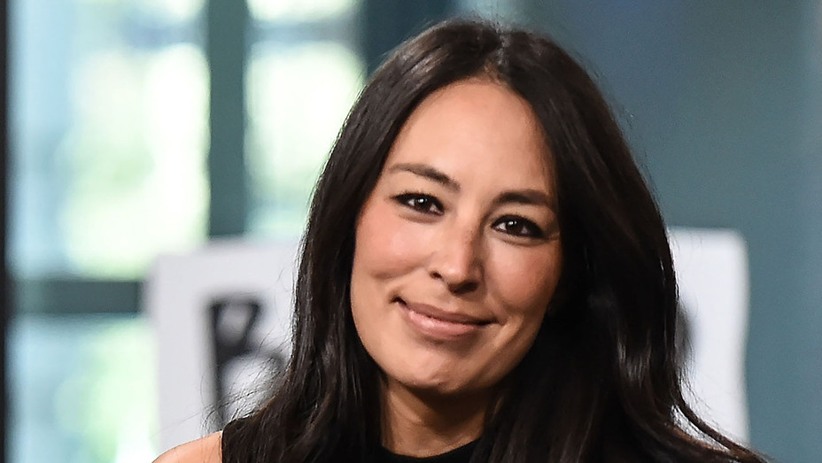 Joanna Gaines attends the Build Series 1- Getty-H 2018