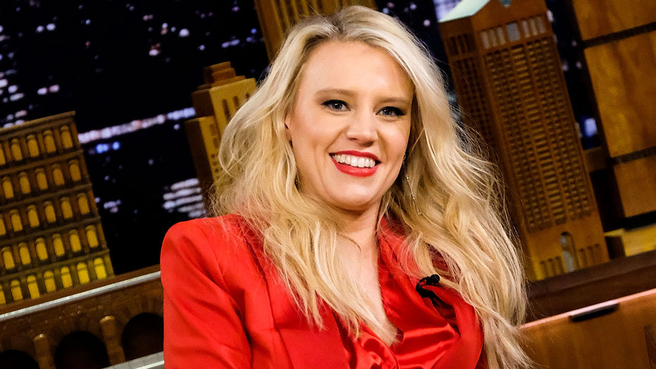 Kate McKinnon - The Tonight Show with Jimmy Fallon Appearance - Getty - H 2018