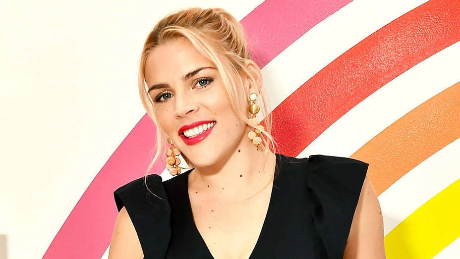 Busy Philipps - Michaels host a celebration of the season's greatest DIY gifts - Getty-H 2018