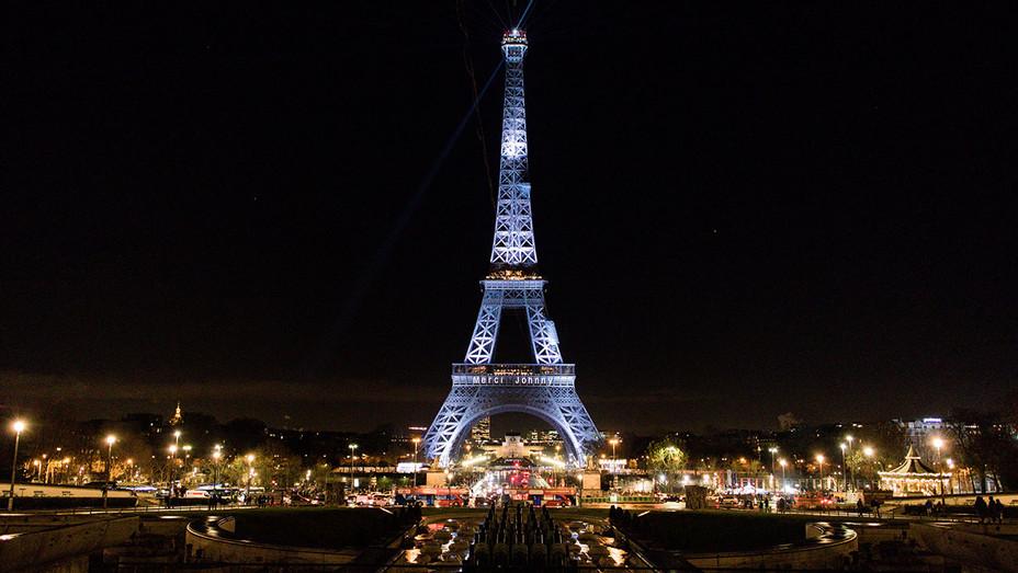 The Eiffel Tower -Night - December 8, 2017- Getty-H 2018