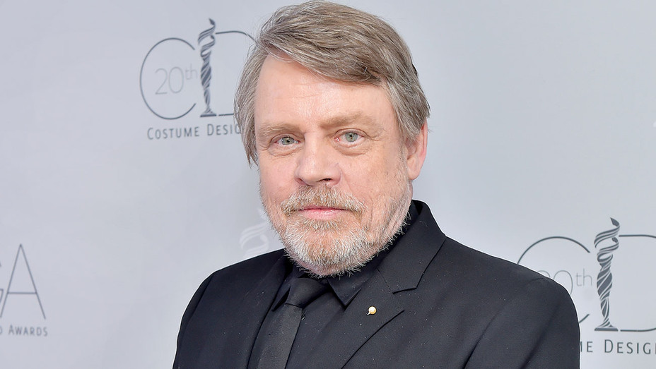Mark Hamill attends the Costume Designers Guild Awards -Getty-H 2018