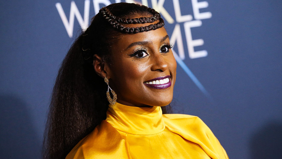 Issa Rae - A Wrinkle in Time Premiere - Getty - H 2018