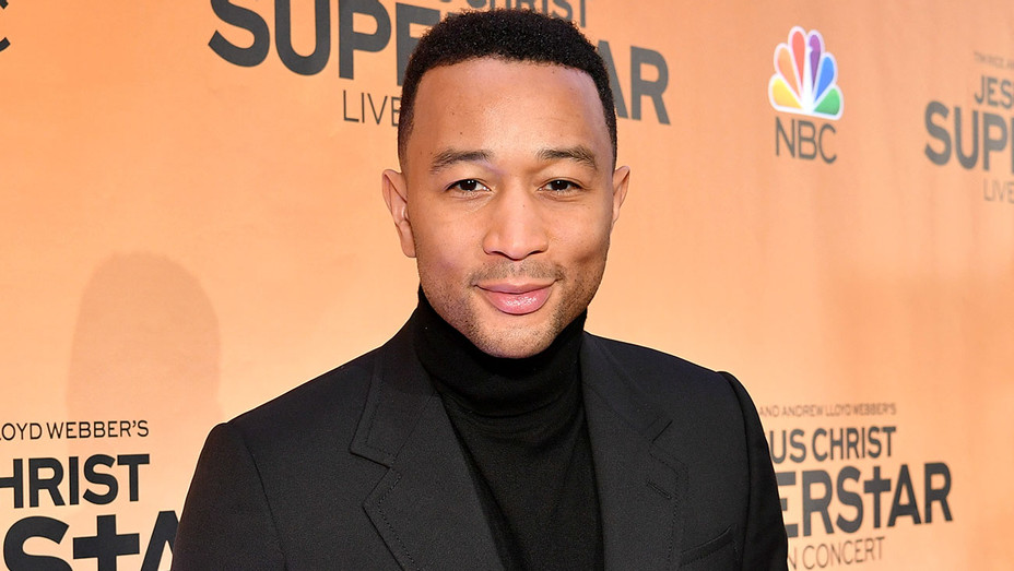 John Legend attends NBC's Jesus Christ Superstar Press Junket - Getty-H 2018
