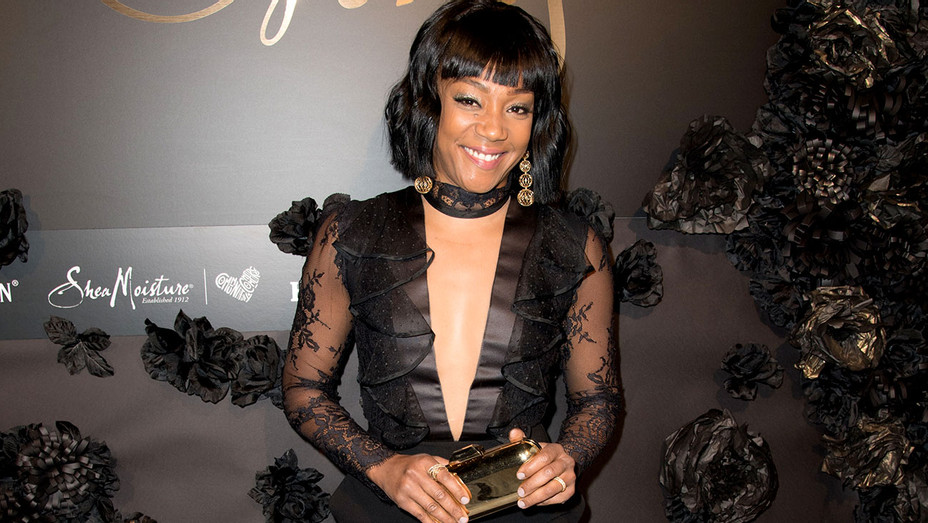 Tiffany Haddish attends Toast To The Arts - Getty-H 2018