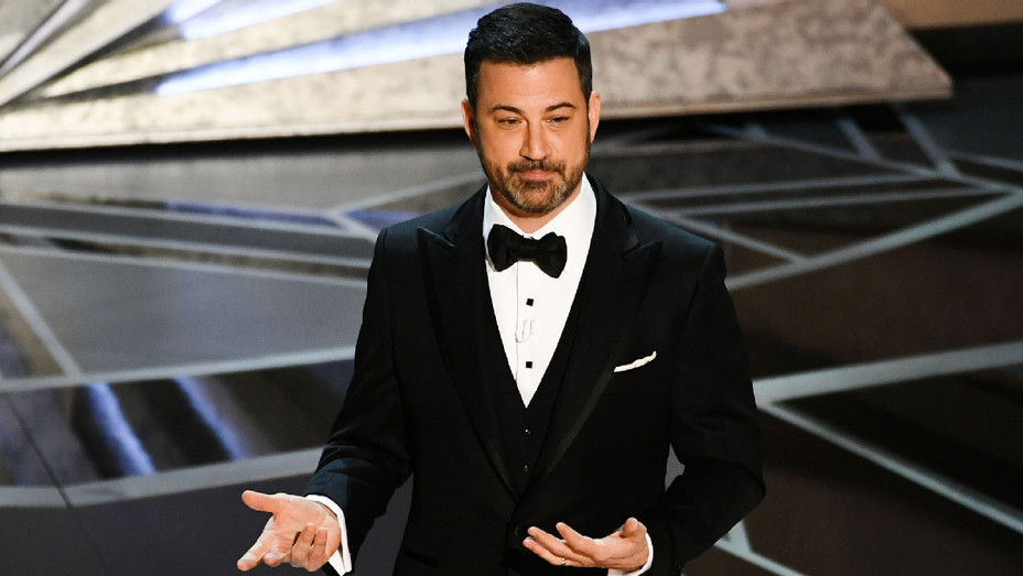 Jimmy Kimmel Oscars Opening Monologue - Getty - H 2018