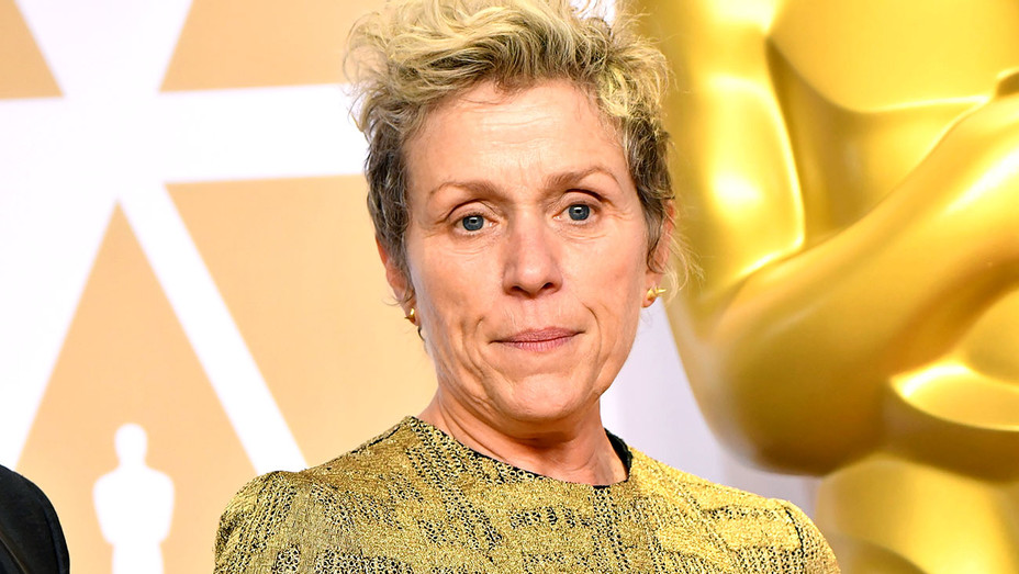 Frances McDormand, winner of the Best Actress - Getty-H 2018