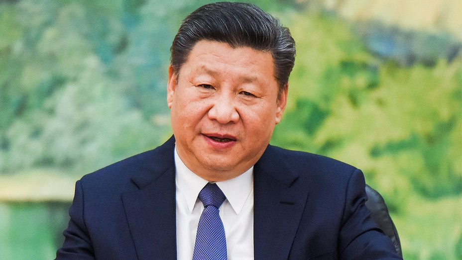 Xi Jinping - 2018 South Korean Delegation in Beijing - Getty - H 2018