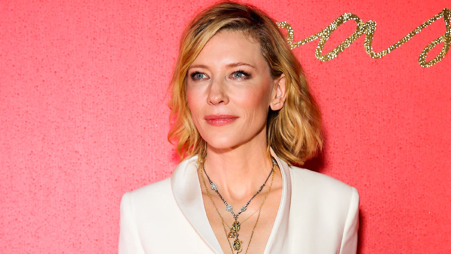 Cate Blanchett - Sydney Si Passione by Giorgio Armani Launch - Getty - H 2018