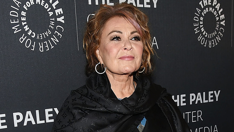 Roseanne Barr - The Paley Center For Media presents: An evening with Roseanne-no smile-Getty-H 2018