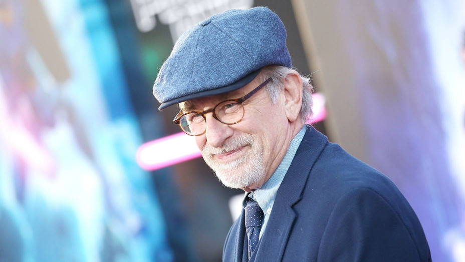 Steven Spielberg - Ready Player One - Getty - H 2018
