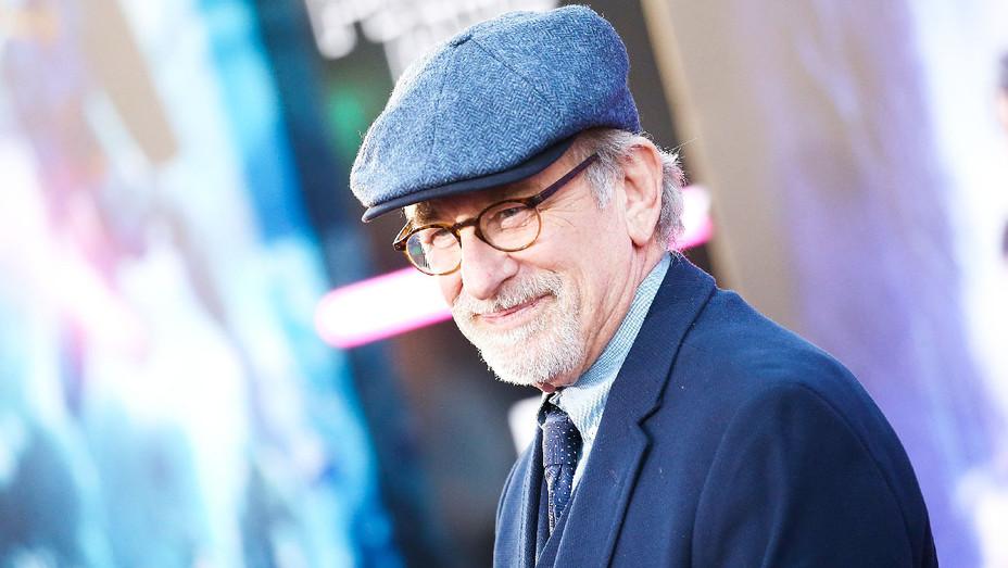 Steven Spielberg - Ready Player One Premiere - Getty - H 2018