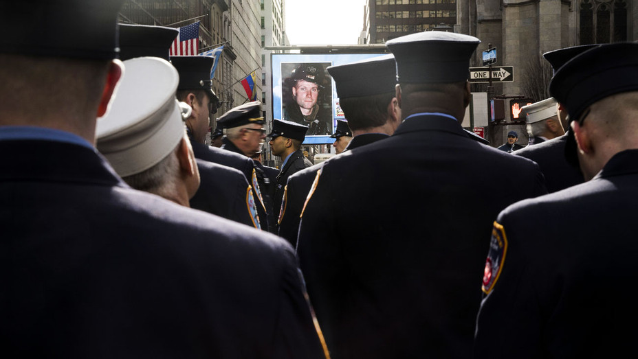 Michael Davidson - 2018 NYC Funeral - Getty - H 2018