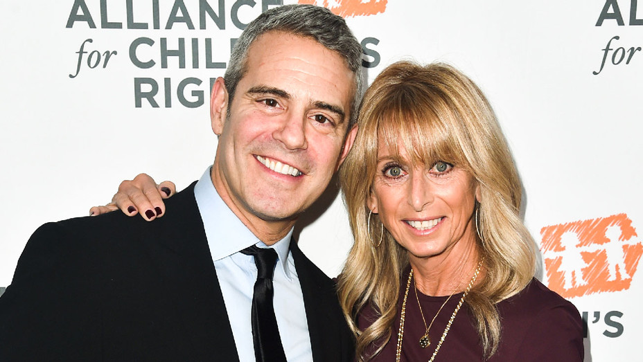 Andy Cohen and Bonnie Hammer - Alliance for Children's Rights 26th Annual Dinner- Getty - H 2018