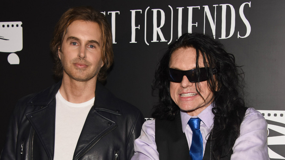 Tommy Wiseau - Best Friends Premiere - Getty - H 2018
