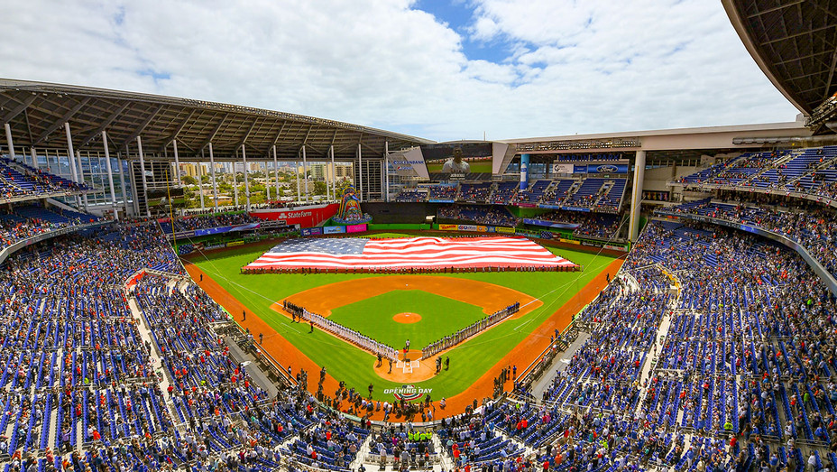 MLB  - Opening Day between the Miami Marlins and the Chicago Cubs - March 29, 2018 -Getty-H 2018