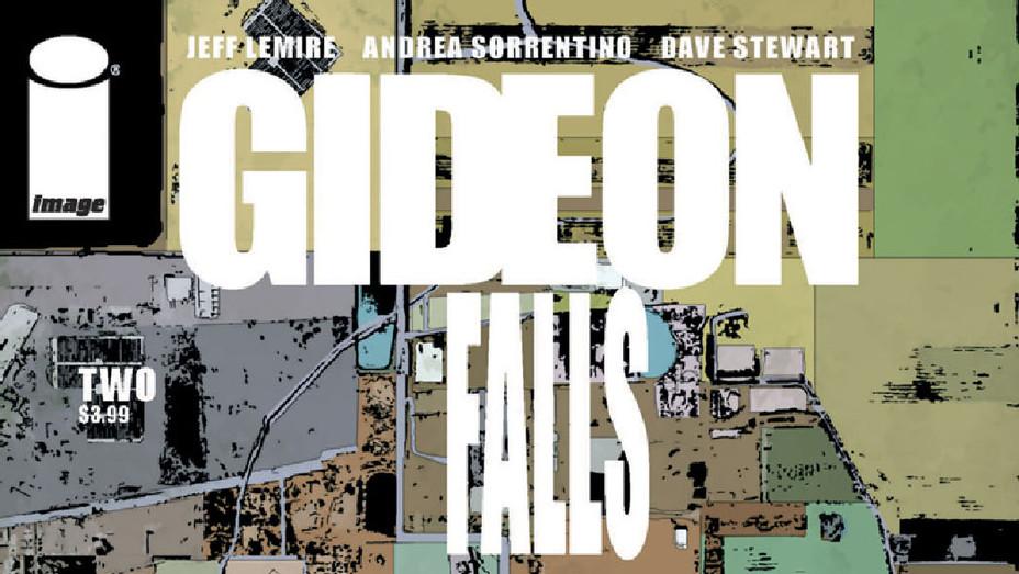 Gideon Falls 2 Cover - Publicity - P 2018