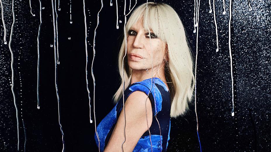 GQ Donatella Versace - Publicity - H 2018