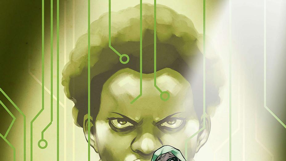 Green Arrow Annual 2_Cover - Publicity - P 2018