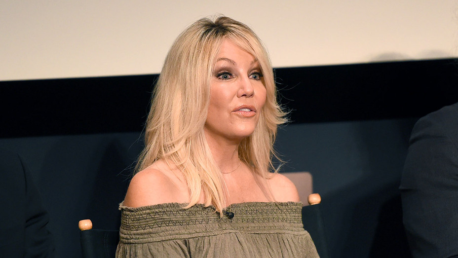 Heather Locklear_Serious - Getty - H 2018
