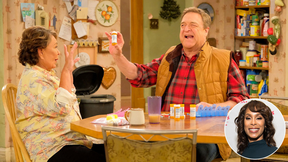 Roseanne Still and Channing Dungey - Inset - Getty - H 2018