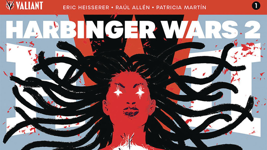 Harbinger Wars 2 Cover - Publicity - P 2018