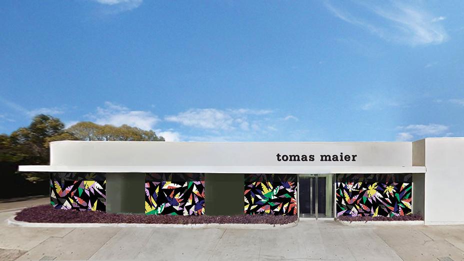 Tomas Maier Storefront - Publicity - H 2018