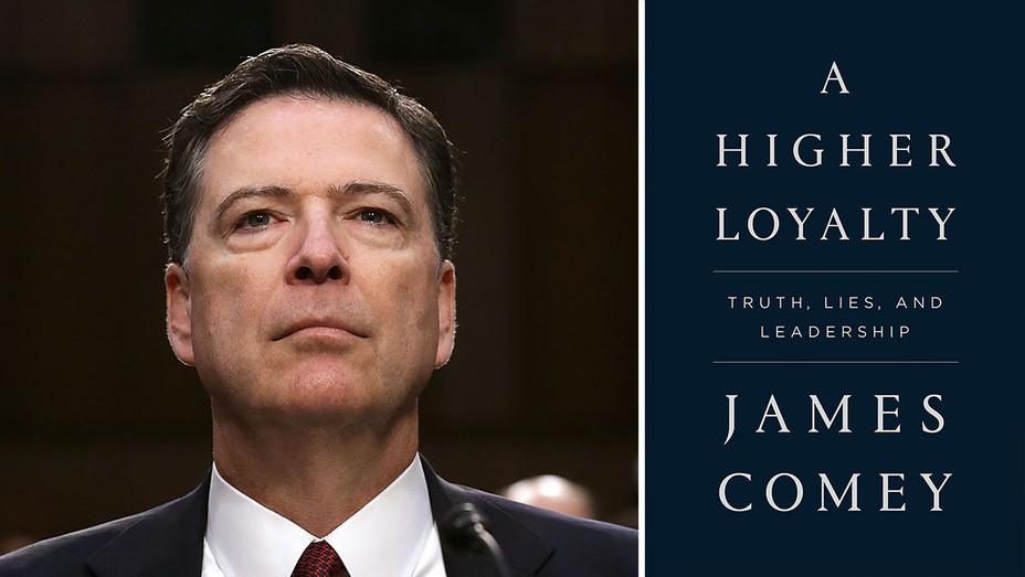 James Comey_A Higher Loyalty_Split - Getty - H 2018