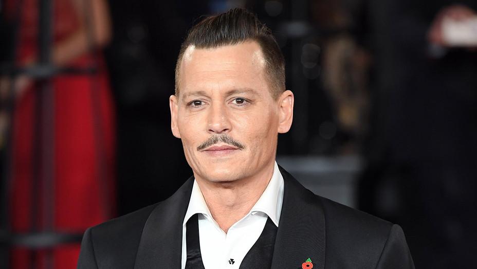 Johnny Depp - Getty - H 2018