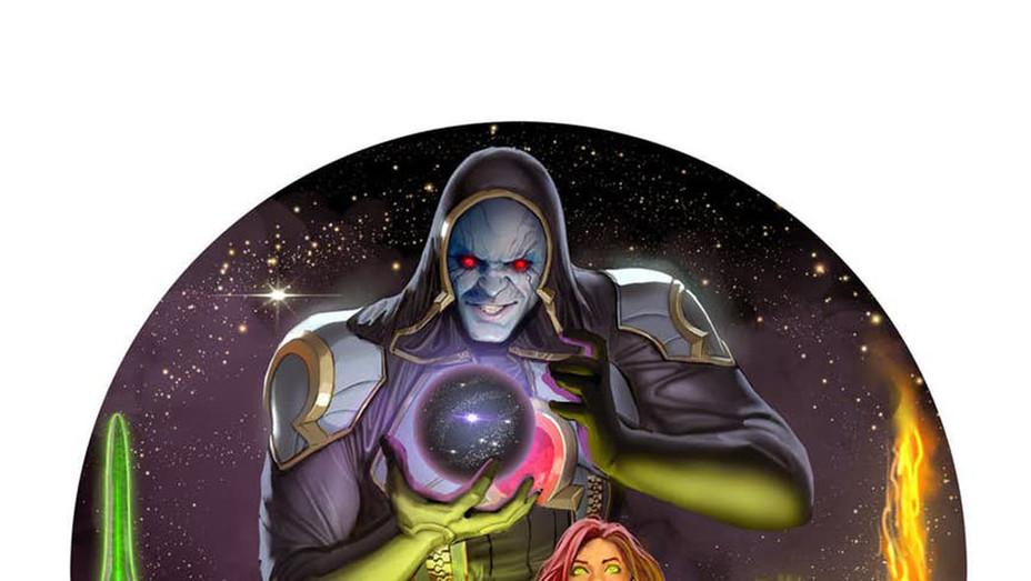 Justice League Odyssey - Stjepan Sejic DC Entertainment - Publicity-P 2018