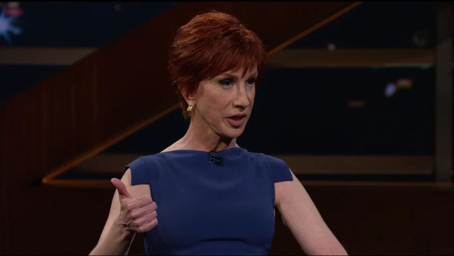Kathy Griffin_Real Time with Bill Maher - Publicity - H 2018