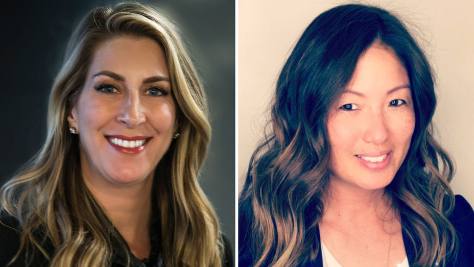 Kristin Cotich and Emmy Chang - Split - Publicity - H 2018