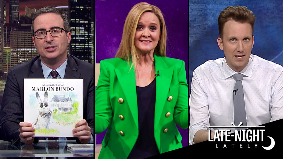 Late-Night Lately image - March 24 - Screen shots-H 2018