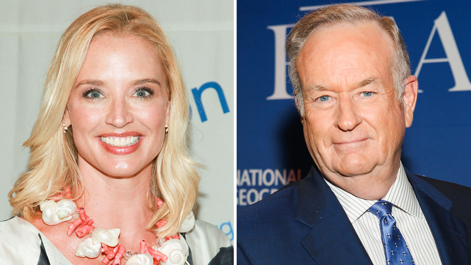 Laurie Dhue and Bill O'Reilly - Split - Getty - H 2018
