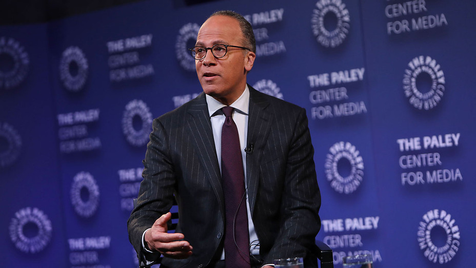 Lester Holt: Anchoring The News in the Digital Age - Publicity - H 2018