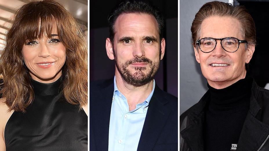 Linda Cardellini, Matt Dillon and Kyle MacLachlan Split-Getty-H 2018