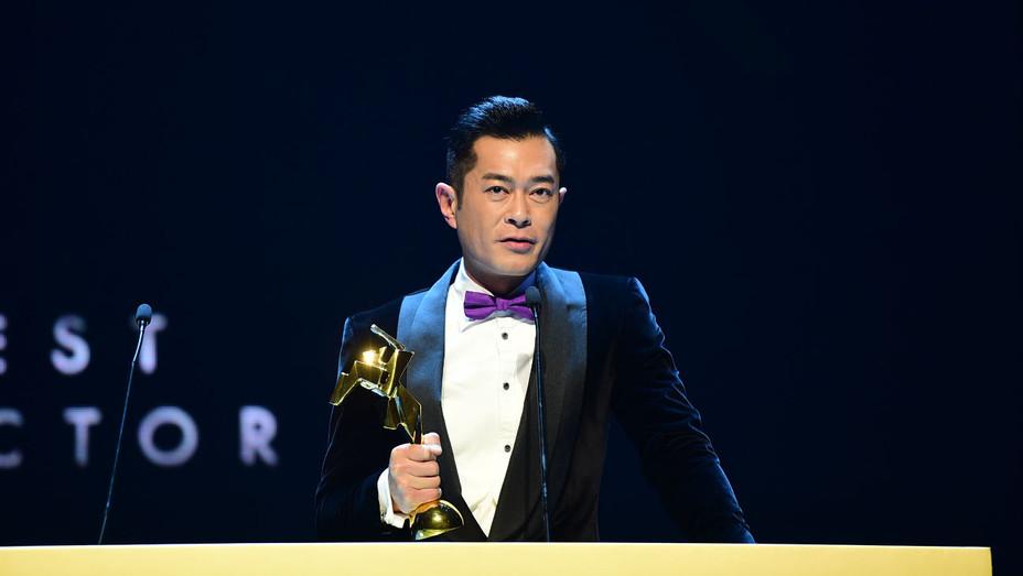 Louis Koo Asian Film Awards - Publicity - H 2018