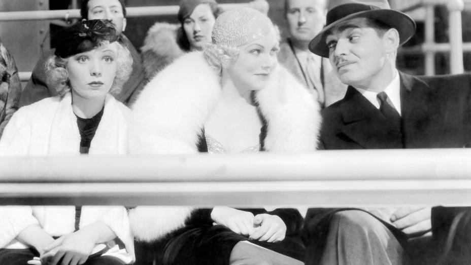 Manhattan Melodrama - H - 1934