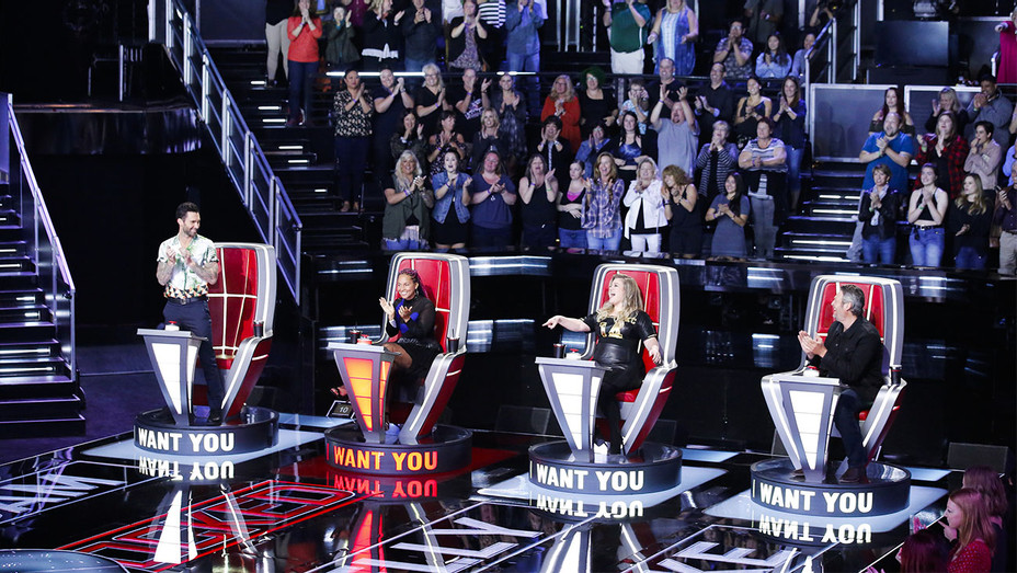 The Voice Still Blind Auditions 2 - Publicity - H 2018