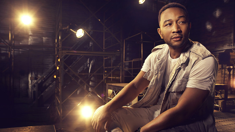 JESUS CHRIST SUPERSTAR LIVE IN CONCERT -John Legend as Jesus Christ - Publicity-H 2018