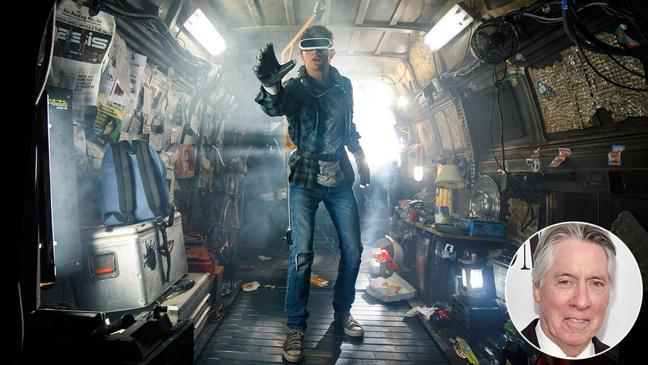 Ready Player One_Alan Silverstri_Inset - Publicity - H 2018