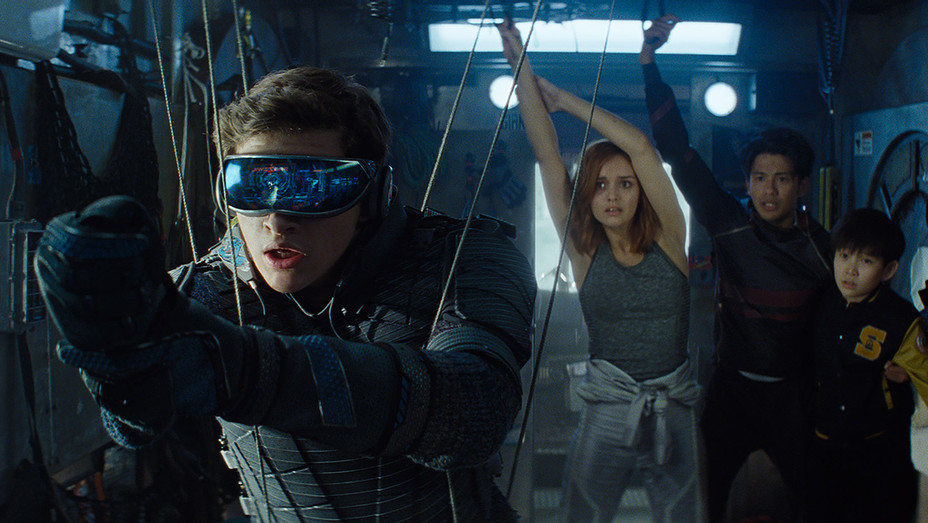 Ready Player One Still 19 - Publicity - H 2018