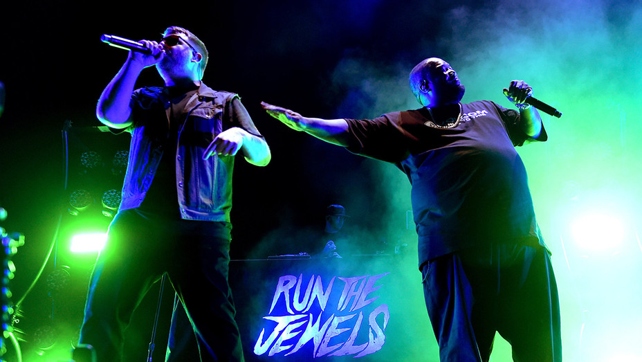 Run the Jewels Performing - Getty - H 2018