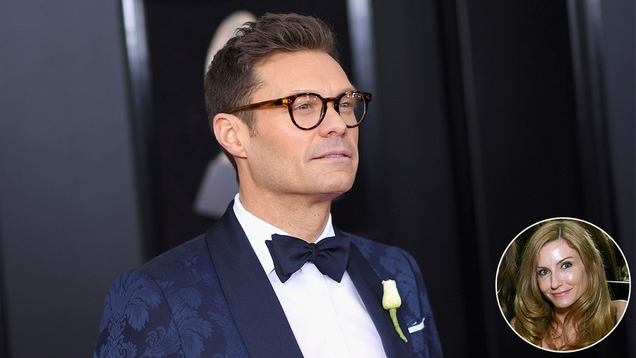 Ryan Seacrest and inset of Suzie Hardy- Getty-H 2018