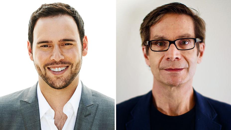 Scooter Braun and David Maisel Form New Entertainment Studio, Mythos Studios SPLIT - Publicity -H 2018