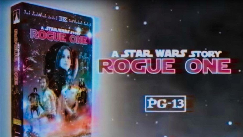 Rogue One VHS Trailer Commercial - Screenshot - H 2018