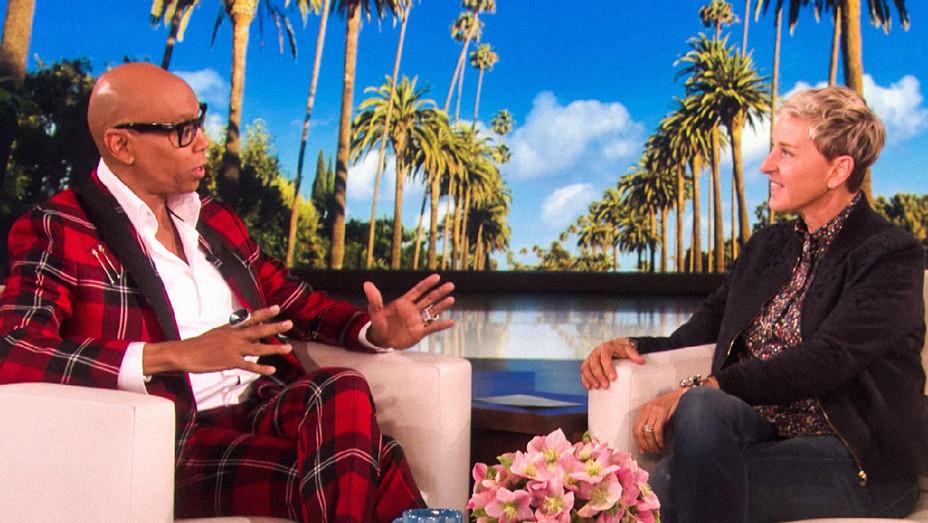 The Ellen Show RuPaul - Screenshot - H 2018