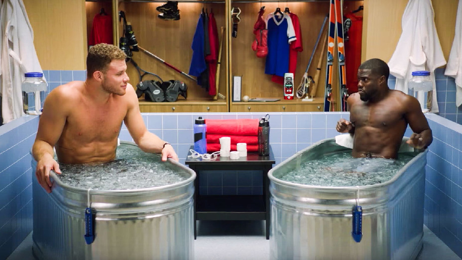 Cold as Balls Kevin Hart and Blake Griffin - Screenshot - H 2018