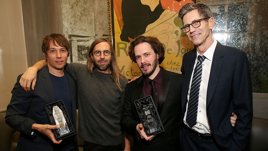 Sean Baker, Alexis Zabe, Edgar Wright, and Bill Pope - Publicity - H 2018