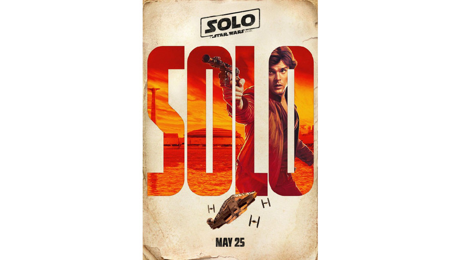 Solo Star Wars Movie Poster - Publicity - H 2018
