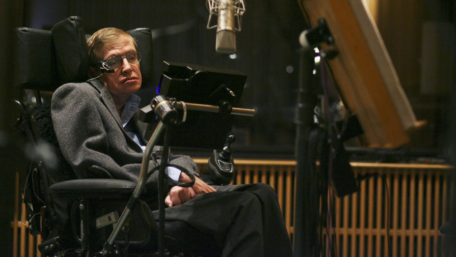 Stephen Hawking - H - 2007